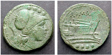 ANONYMOUS. Triens. Ex Tkalec (08.09.2008) n.198. 18,43 g.