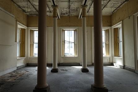 Der renovierte Raum. Foto: UK.