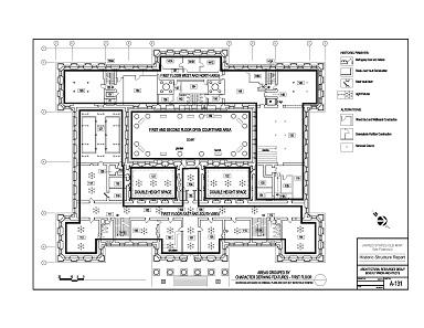 Plan der Münzstätte. Quelle: NonPlusUltra.