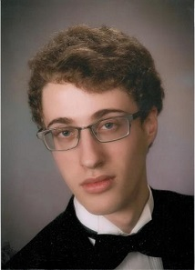 ANA college scholarship winner Nathan Godin.