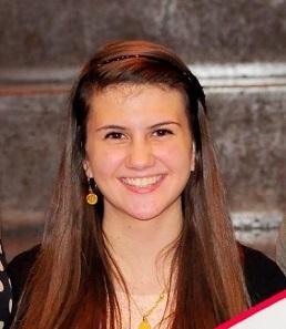 ANA college scholarship winner Peyton Souder.