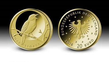 So wird die neue 20-Euro-Goldmünze