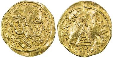 Lot 113: Arab-Byzantine: