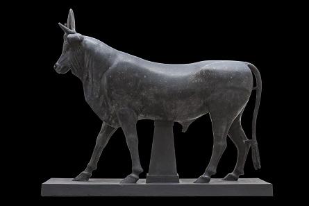 Apis Bull, Greco-Roman Museum, Alexandria (GRM 351). © Franck Goddio / Hilti Foundation - Photo: Christoph Gerigk.