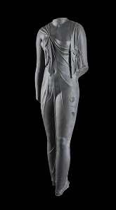 Statue of Arsinoe, Canopus, Aboukir Bay, Egypt (SCA 208). © Franck Goddio / Hilti Foundation - Photo: Christoph Gerigk.