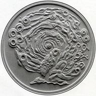 Armando Zelinotti's 'The Dream' was awarded a 'Fine Works' prize.