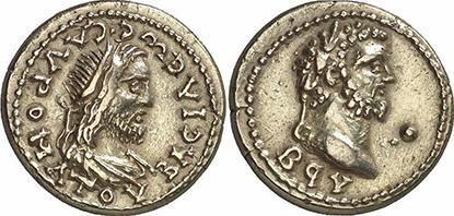 SAUROMATES II. Stater. Ex Gorny & Mosch 155 n. 204. 7,74 g.