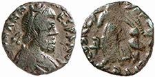 JOHANNES. Bronze. Ex Lanz 141 n. 854. 0,96 g.