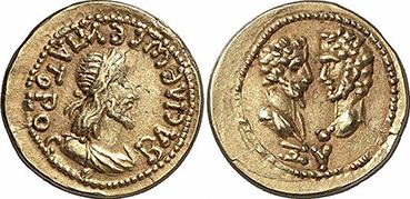 EUPATOR. Stater. Ex Gorny & Mosch 156 n. 1727. 7,69 g.