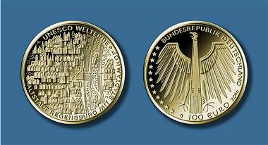 100-Euro-Goldmünze 2016