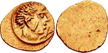 Lot 433945: Etruria, Populonia. Circa 300-250 BC. 10 Asses. $3,750.