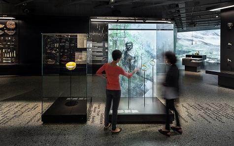 Kernstück der Ausstellung
