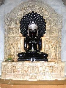 Parshvanata, founder of Jainism.