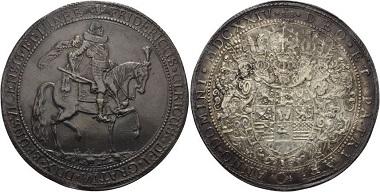 Goslar. Löser zu 5 Talern 1624.