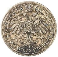 St. Gallen. Taler 1564. Foto: Schweizerisches Nationalmuseum.