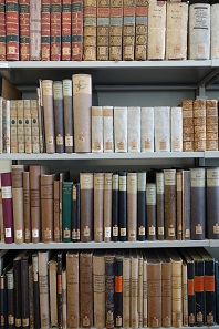 Bibliophile Raritäten. Foto: UK.