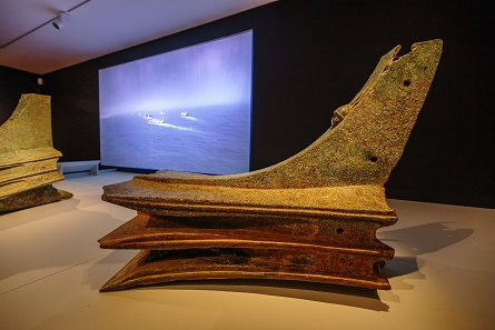 View into the exhibition. Photo: ©Ashmolean Museum, University of Oxford.