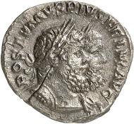 Denar, Köln, Anfang 268. Rv. HERCVLI PISAEO Hercules schwingt die Hacke, vor ihm Quellgefäß als Symbol des Alpheios. Aus der kommenden Auktion Jacquier (16.9.16), 583. Fast vorzüglich. Taxe: 7.000 Euro.