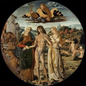 Hercules am Scheideweg. Girolamo di Benvenuto, 1. Hälfte 16. Jh. Quelle: Wikipedia.