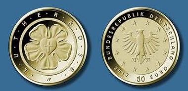 50-Euro-Goldmünze