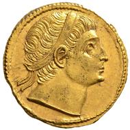 Constantinus I. Solidus, Ticinum, 326/327. Vorzüglich.