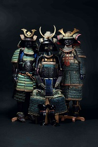 The Collection Rudolf Ott -The World of the Samurai: Arm, Armour, Work of Art. Total: 306 Lots.