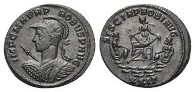 Lot 515: Probus (276-282 AD). Antoninianus, AD 277, Siscia.