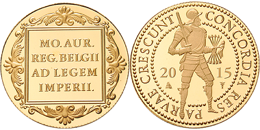 The Netherlands were the winner in the category 'Coin classic'.