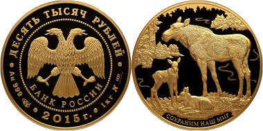The Russian Federation was the winner in the category 'Series of the year'.