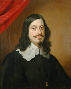 Jan van den Hoecke, Portrait of Ferdinand III, 1643.