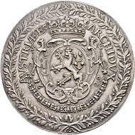 3 1/2 taler 1629 (on the coronation of Ferdinand III). Prague Mint.