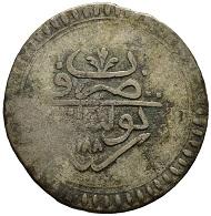 Mustafa III. 8 Kharub 1188. Aus Sincona-Auktion 31, Los 39.