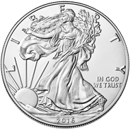 The American Silver Eagle. Photo: US Mint.