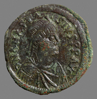 Coin from the time of emperor Anastasius I (491-518). Photo: ÖAW-IKAnt/Nikolaus Schindel.