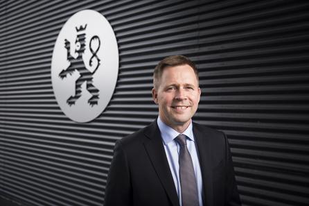Jonne Hankimaa is the new CEO of Mint of Finland.