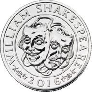 Great Britain / 50 GBP / .999 silver / 31g / 34mm / Design: John Bergdahl (reverse), Jody Clark (obverse) / Mintage: 15,000. Photo: © Royal Mint.