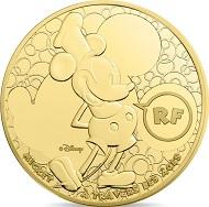 France / 200 euros / 1oz .999 gold / 31.104g / 37mm / Mintage: 500.