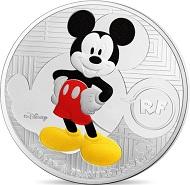 France / 10 euros / .900 silver / 22.2g / 37mm / Mintage: 3,000.