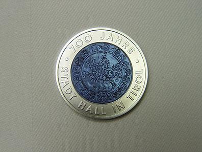 25 Euro 2003 Hall.