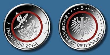 5-Euro-Münze 2017