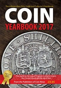 John Mussell, Phillip Mussel. Coin Yearbook 2017. Token Publishing Ltd, Devon/UK, 2016. 364 pages. Soft bound. ISBN: 978-1908828309. GBP 9.95.