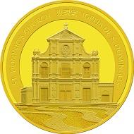 Macau / 250 Patacas / Gold .9999 / 1/4 oz / 21.96mm / Mintage: 5,000.