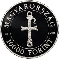 Hungary / 10,000 HUF / Silver .925 / 24g / 37mm / Design: Ferenc Lebo / Mintage: 5,000.