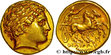 Lot 409565: Macedonia. Philipp III Arrhidaios (for Abydos, Troas). Stater, c. 323-316 BC. MS. Estimate: 7,500 EUR.