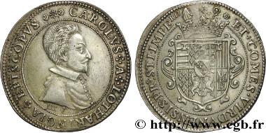 Los 397744: Frankreich. Charles de Lorraine-Chaligney. 4 Francs, Verdun. VZ. Schätzpreis: 15.000 EUR.