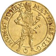 Matthias. Dukat o. J., Prag. Künker 285 (2016), 225. Schätzung: 7.500 Euro.