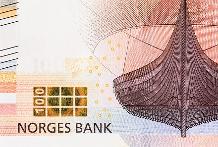 The new 100-krone banknote is scheduled to be put into circulation on 30 May 2017. © Norges Bank.