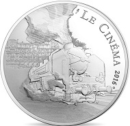 France / 10 euros / .900 silver / 37 mm / 22.2 g / Mintage: 5,000