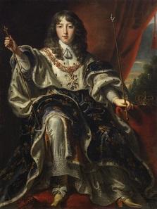 König Ludwig XIV. (1638-1715) von Frankreich. Justus van Egmont, um 1651/1654. Wien, Kunsthistorisches Museum. Foto: © KHM-Museumsverband Wien.