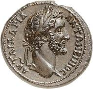 Nr. 395: Philippopolis (Thrakien). Antoninus Pius, 138-161. AE Großbronze. Dunkelbraune Patina. Geglättet. Vorzüglich. Taxe: 1.200,- Euro.